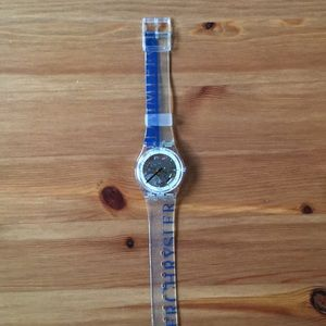 Swatch Accessories - Daimler Chrysler Swatch Watch